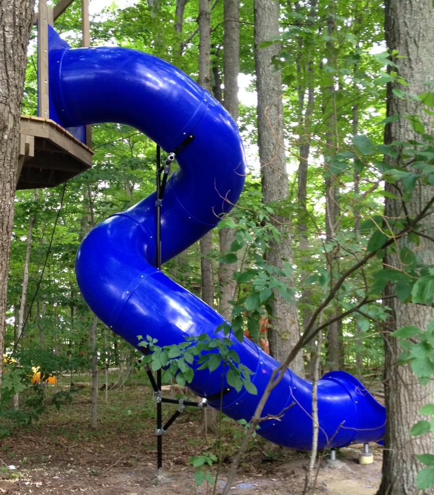 Slide Spiral Tube Spi Plastics