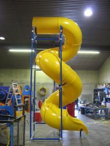 Pre-Assembled slide in Plant