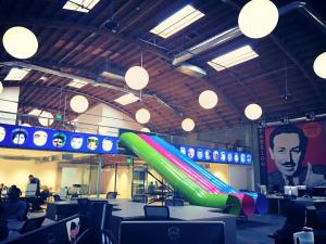 Indoor Office Slide - Image 1 / 3