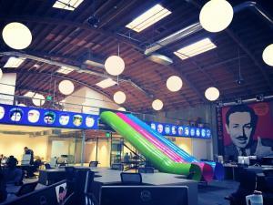 Indoor Office Slide - Image 1 / 3